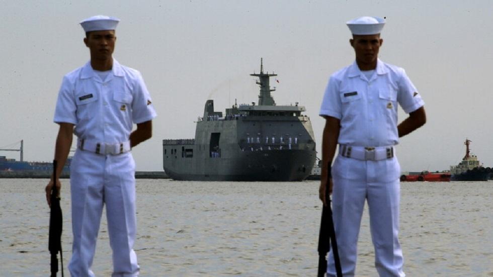 الفلبين تعلن أنها لن تتراجع عن مواصلة التدريبات في بحر الصين الجنوبي