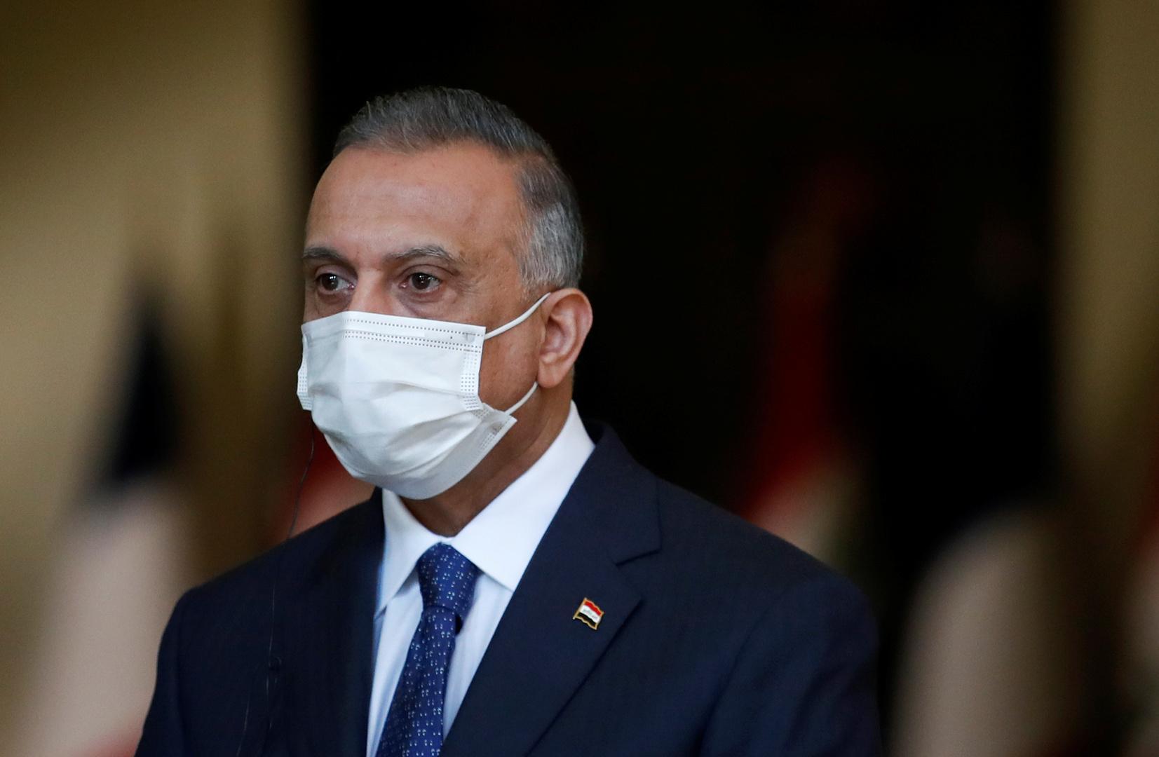 العراق.. الكاظمي يوجه بتفعيل العمليات الاستباقية لمواجهة تحركات