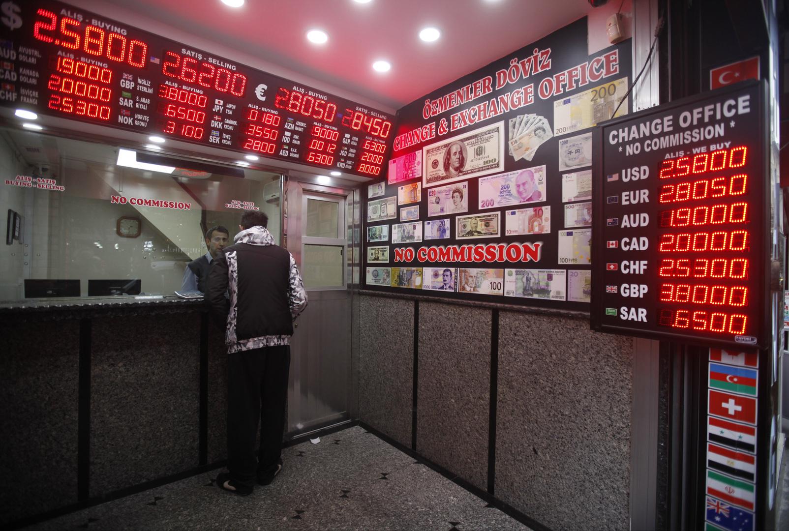 قفزة كبيرة في الأسعار بتركيا الشهر الماضي