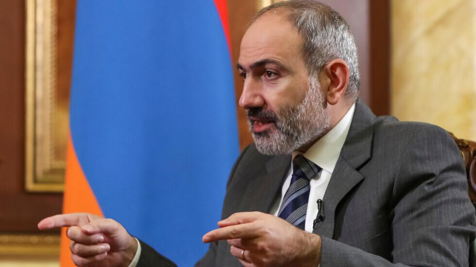 باشينيان يعلن إقامة موقعين للجيش الروسي جنوب أرمينيا قرب الحدود مع أذربيجان