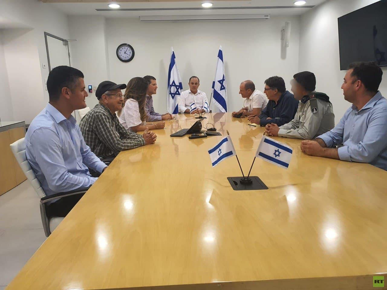 إسرائيل تعلن استئناف محادثات ترسيم الحدود مع لبنان