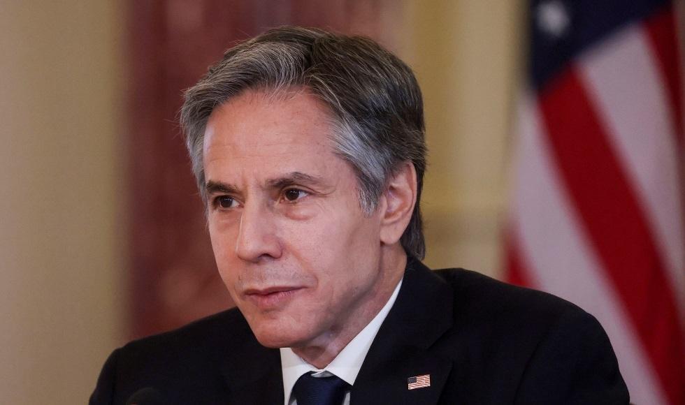 وزير الخارجية الأمريكية أنتوني بلينكن
