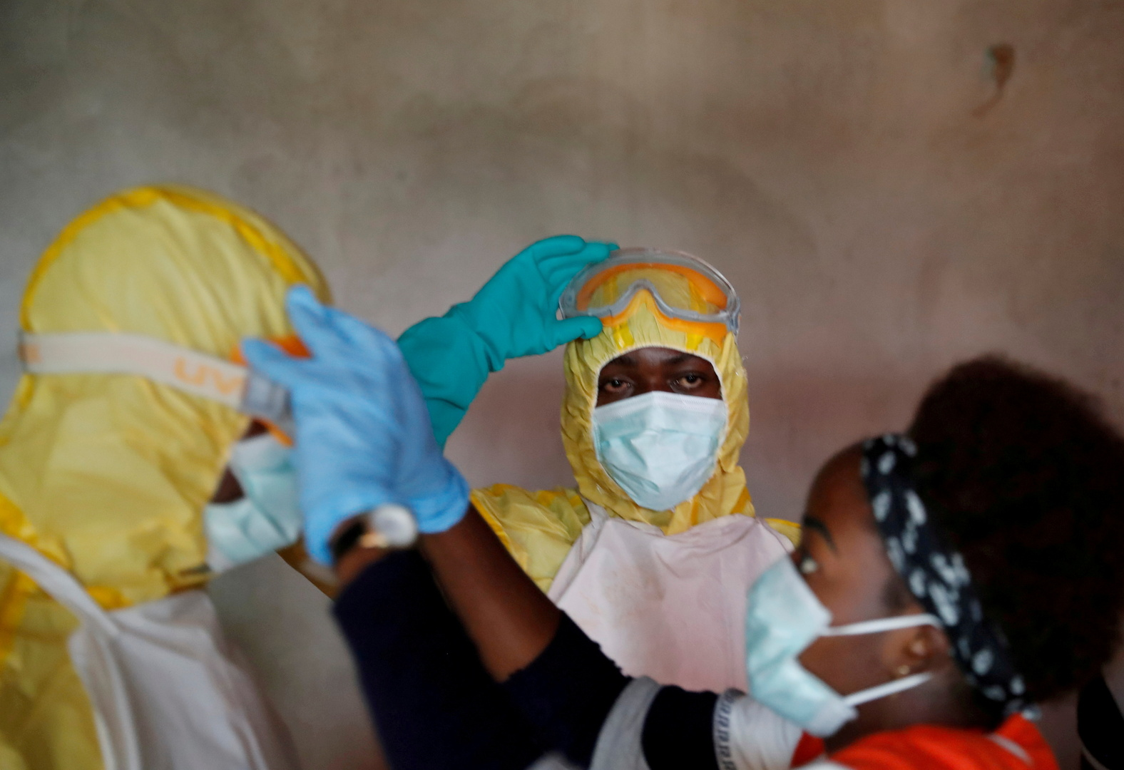 الكونغو تعلن نهاية أحدث تفشي لفيروس إيبولا شرقي البلاد