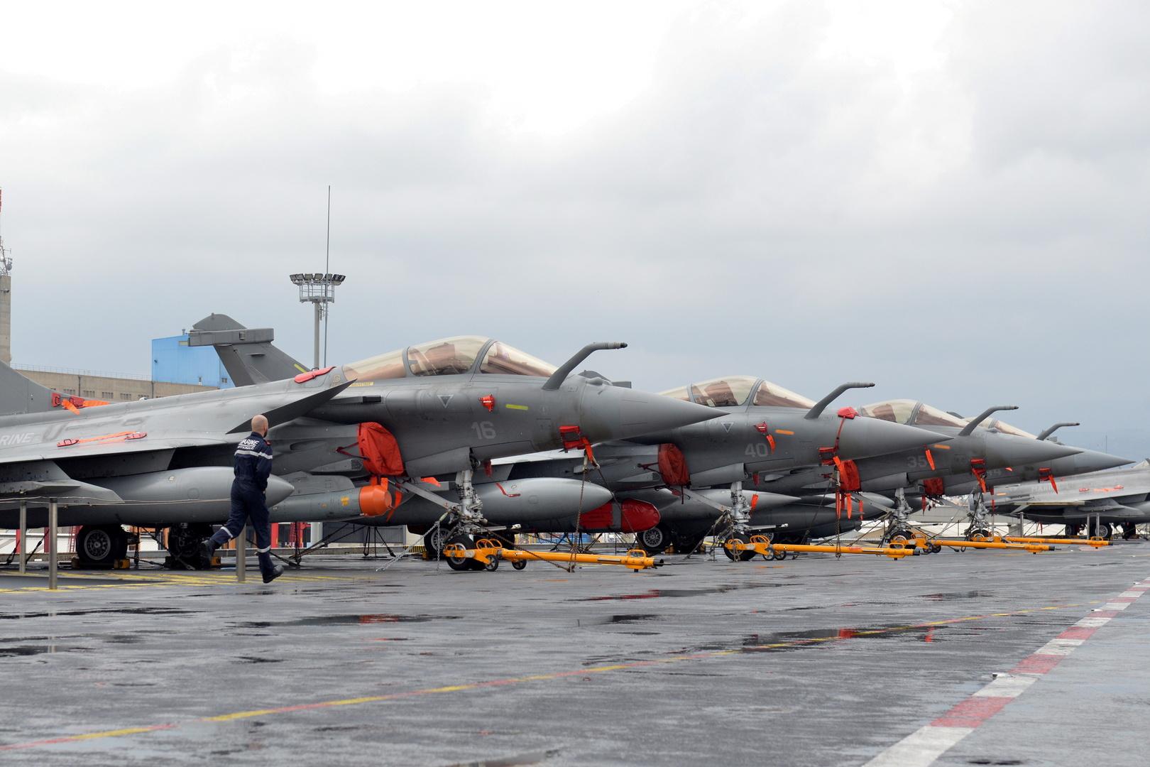 مصر تعلن عن إبرام اتفاق مع فرنسا لشراء 30 مقاتلة من نوع