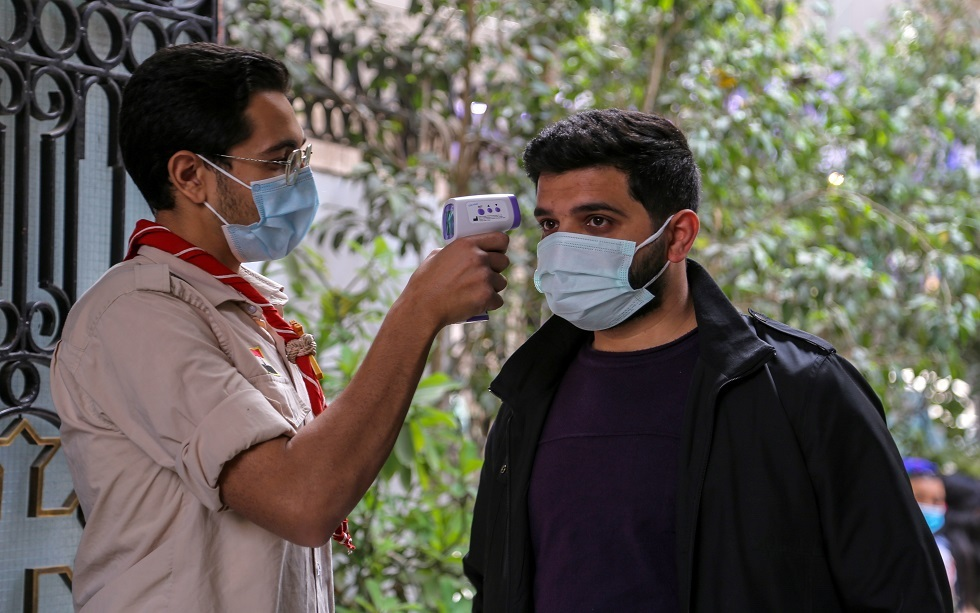 مصر.. 62 وفاة و1078 إصابة جديدة بفيروس كورونا