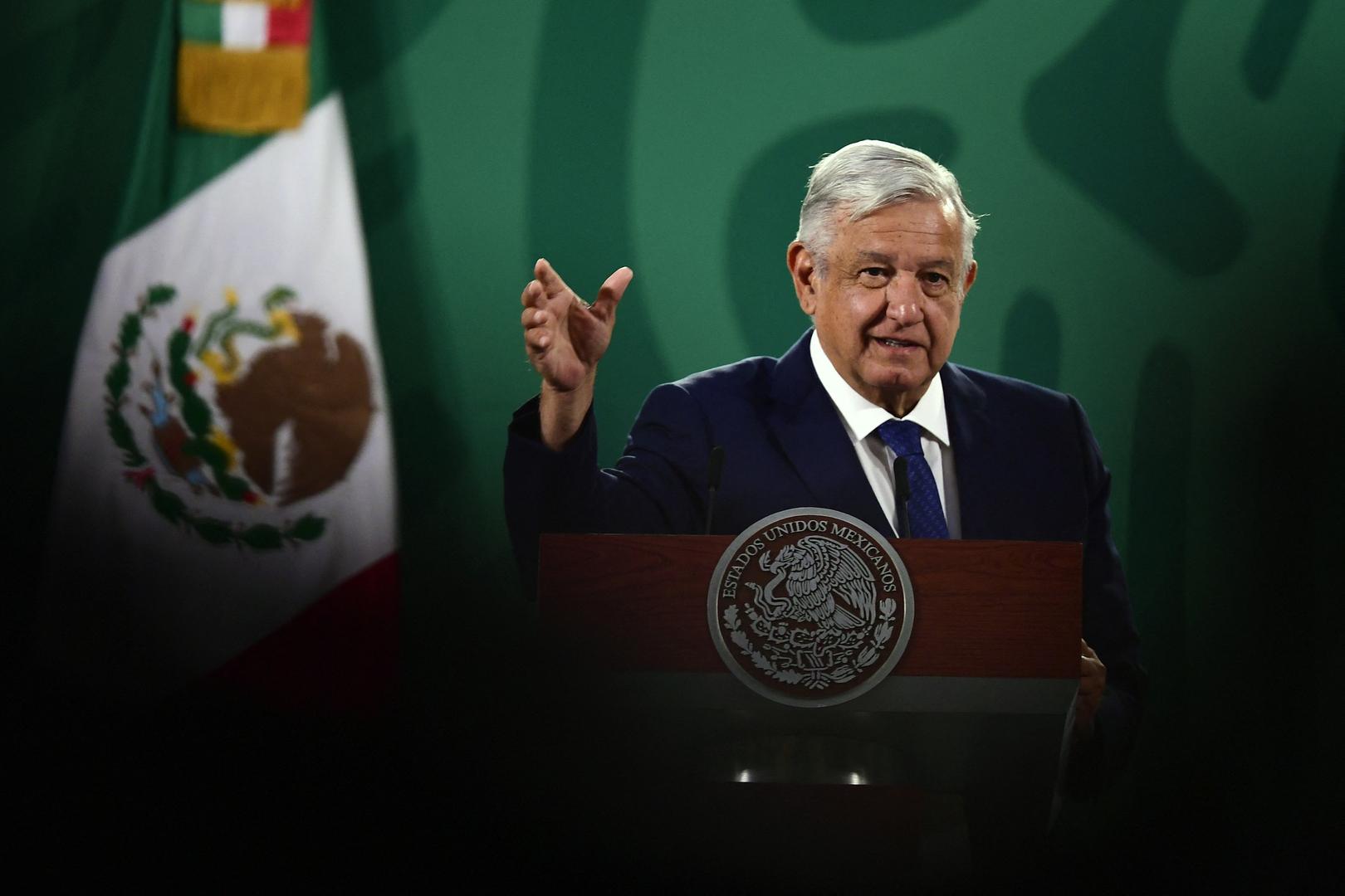 الرئيس المكسيكي يعتذر لشعب المايا عن 500 عام من الاضطهاد