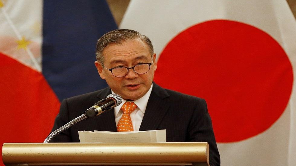 وزير خارجية الفلبين يعتذر عن استخدامه ألفاظا نابية ضد الصين