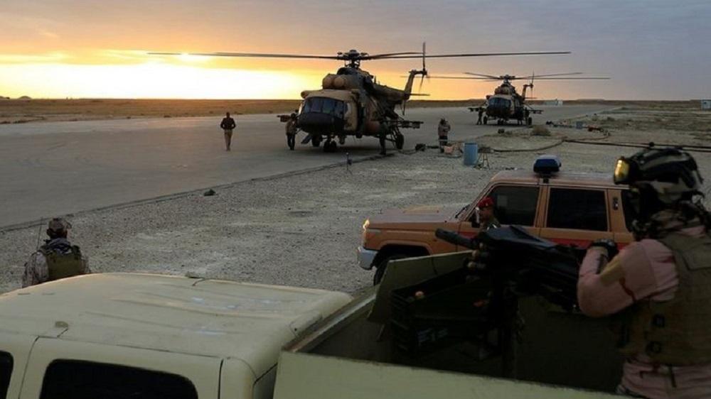 قاعدة عين الأسد غربي العراق