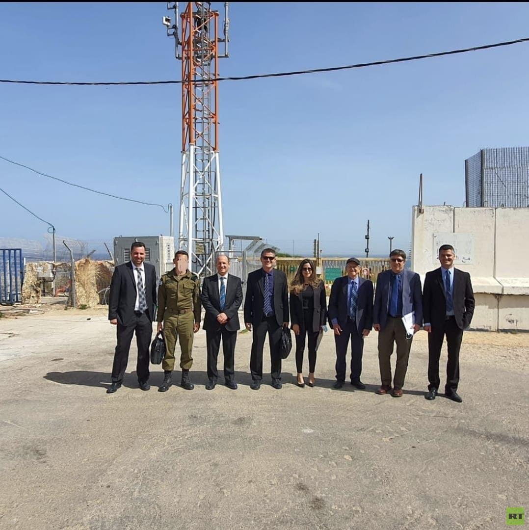 لقاء بين البعثتين الإسرائيلية واللبنانية بشأن ترسيم الحدود البحرية