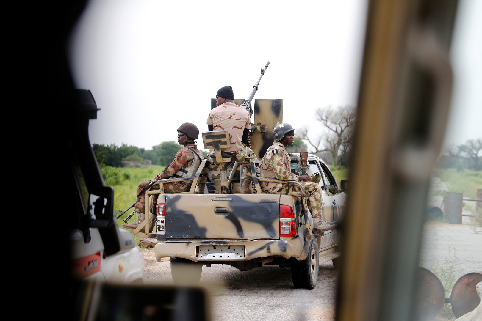 الجيش النيجيري يرفض دعوات لاستلام السلطة