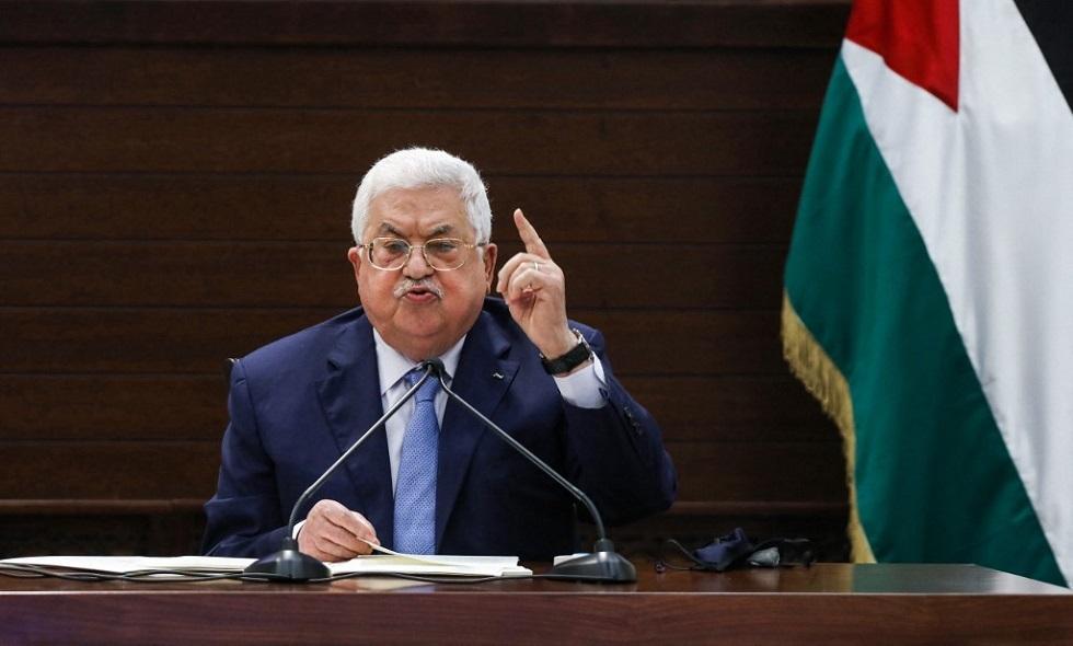 الرئيس الفلسطيني يوعز بإحالة ملف