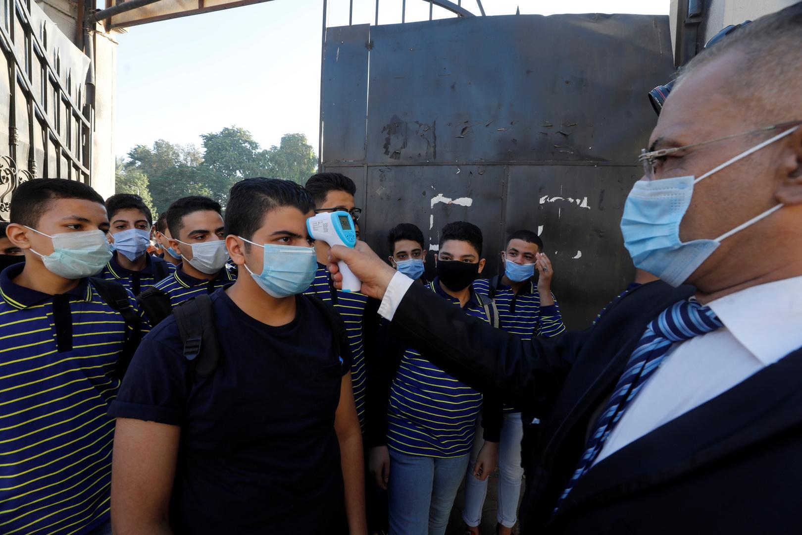 مصر تسجل 60 وفاة و1090 إصابة جديدة بفيروس كورونا