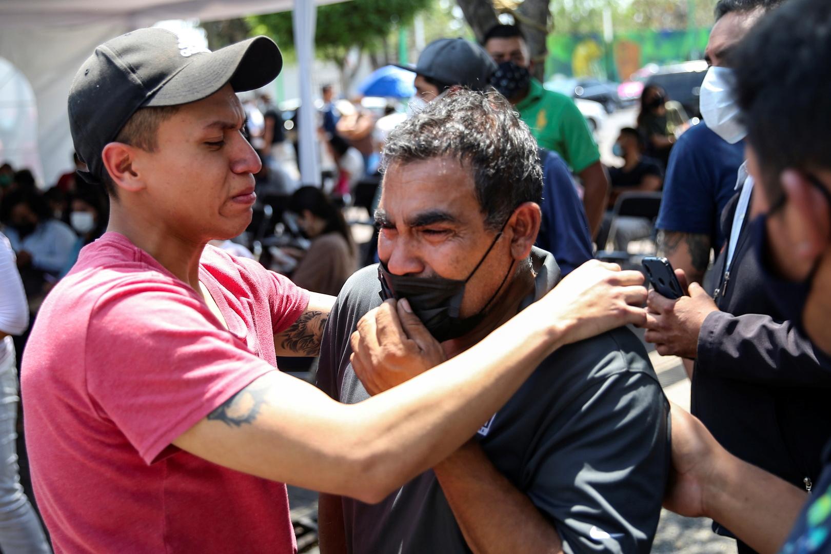المكسيك تعلن الحداد 3 أيام.. وتتوعد المسؤولين عن كارثة مترو الأنفاق