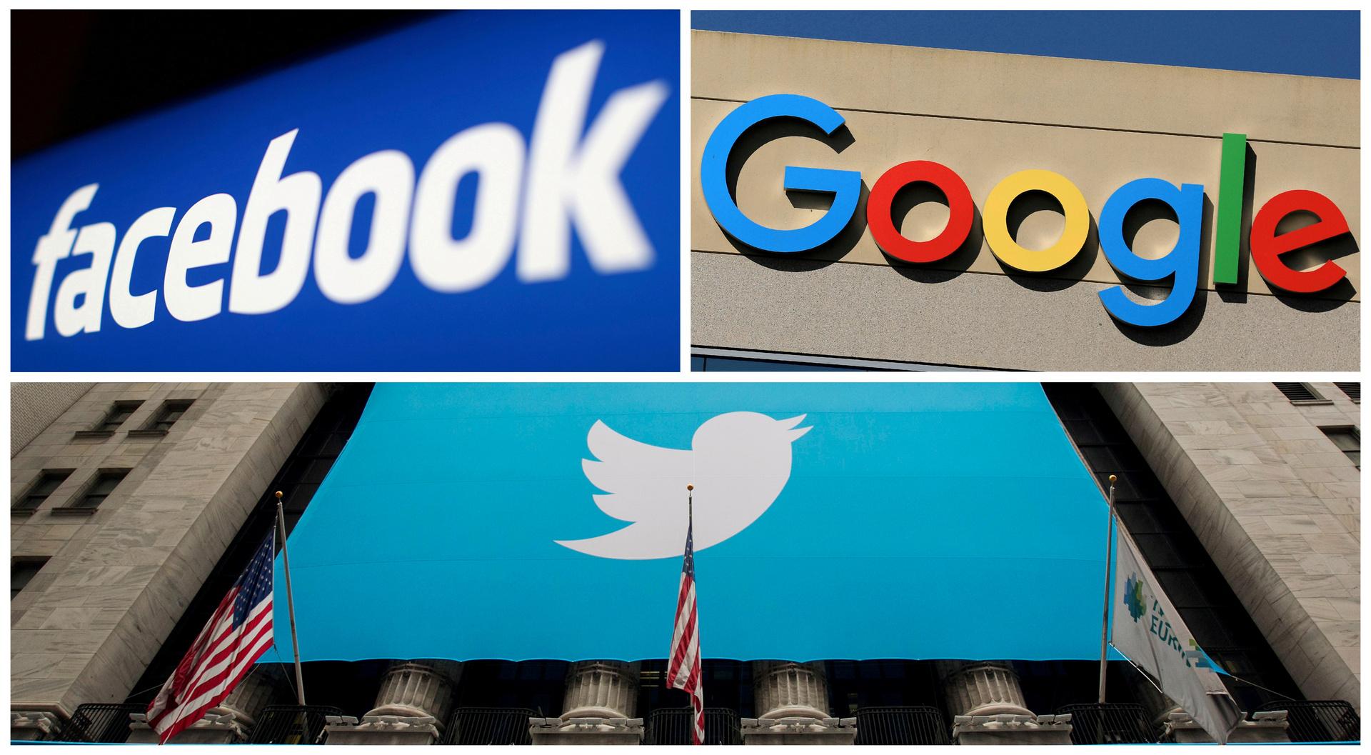 تويتر وفيسبوك وغوغل مهددة بدفع ملايين الروبلات لانتهاكها قواعد النشر في روسيا