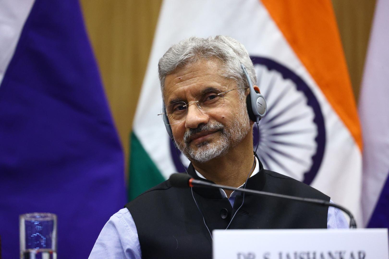 وزير خارجية الهند يلغي مشاركته حضوريا في اجتماع G7 في لندن بعد إصابة مرافقين له بكورونا
