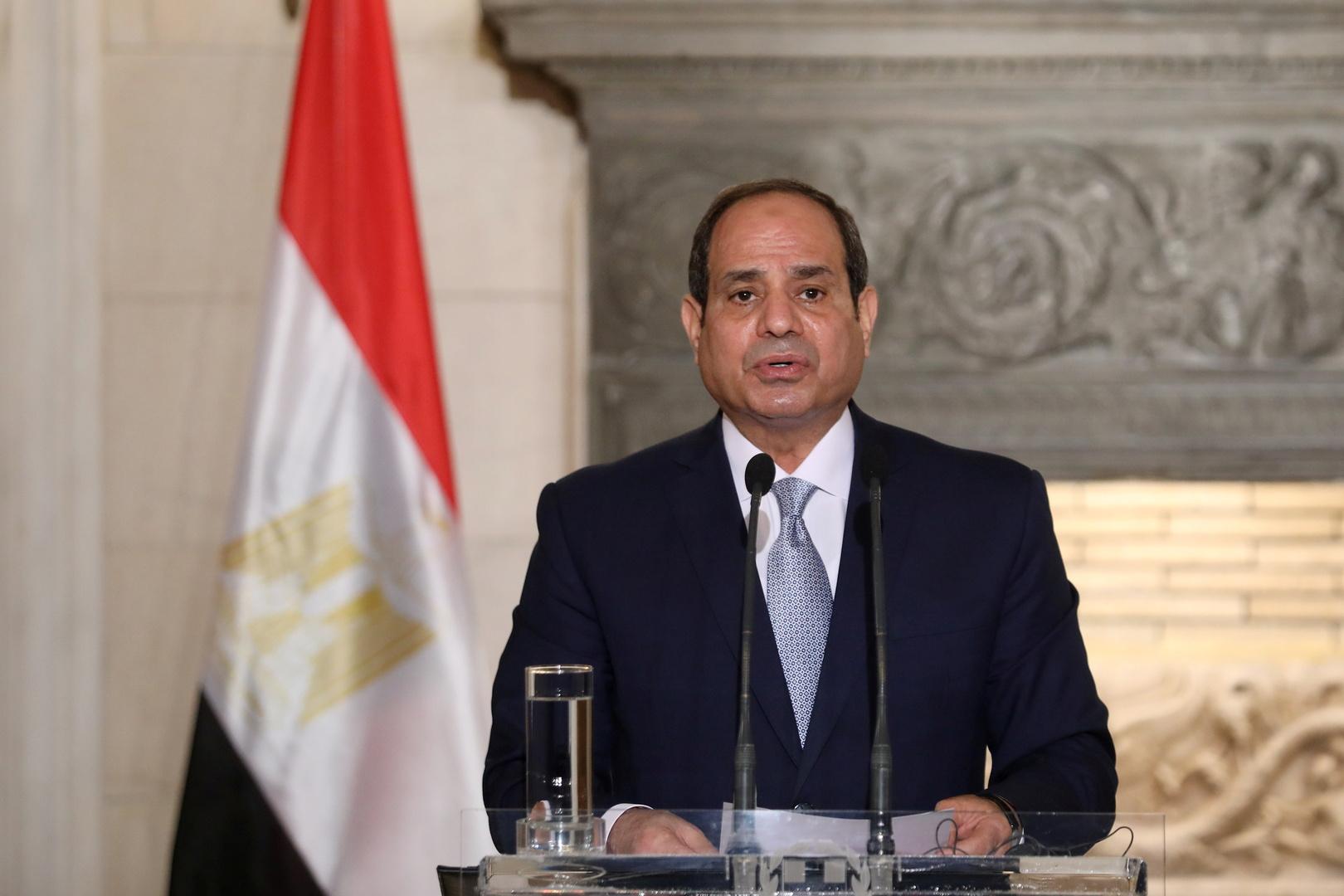 السيسي خلال استقبال مبعوث أمريكي: لن نقبل بالإضرار بمصالحنا المائية أو المساس بمقدرات الشعب المصري