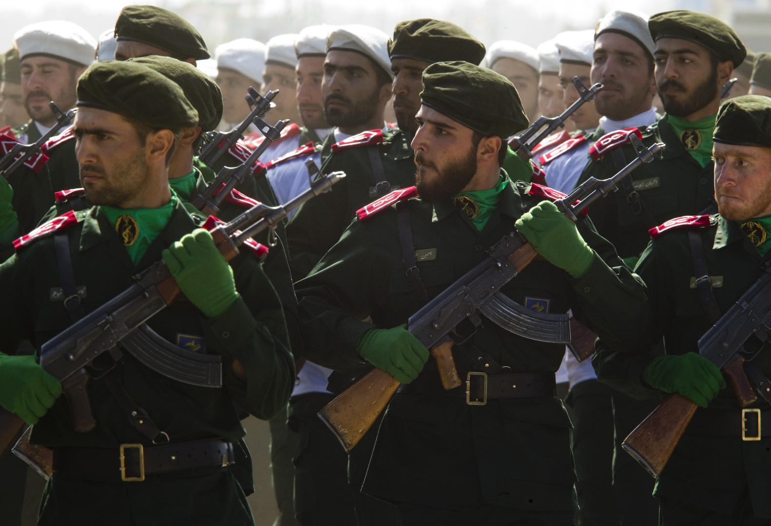 الحرس الثوري الإيراني: قلق الجيش الأمريكي حول قدرات إيران العسكرية في محله