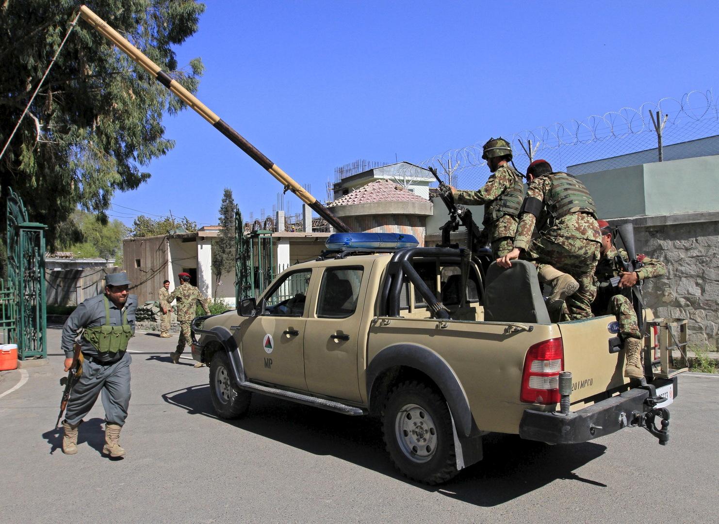 الجيش الأميركي يسند جوا القوات الأفغانية في صد هجوم لطالبان