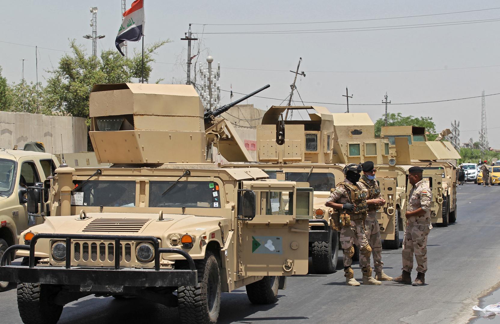هجوم مسلح من قبل عناصر