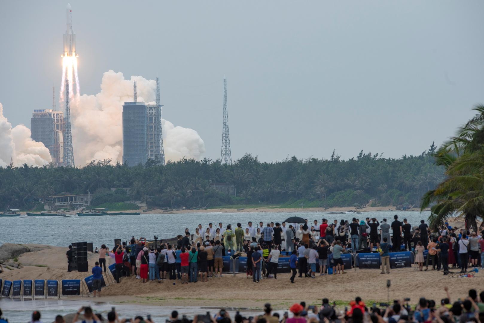 عالم فضاء مصري يعلق على الصاروخ الصيني