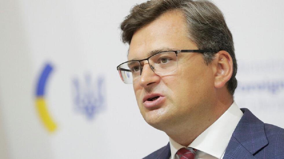 كوليبا: أرغب بمناقشة الدعم العسكري الأمريكي إلى أوكرانيا مع بلينكن