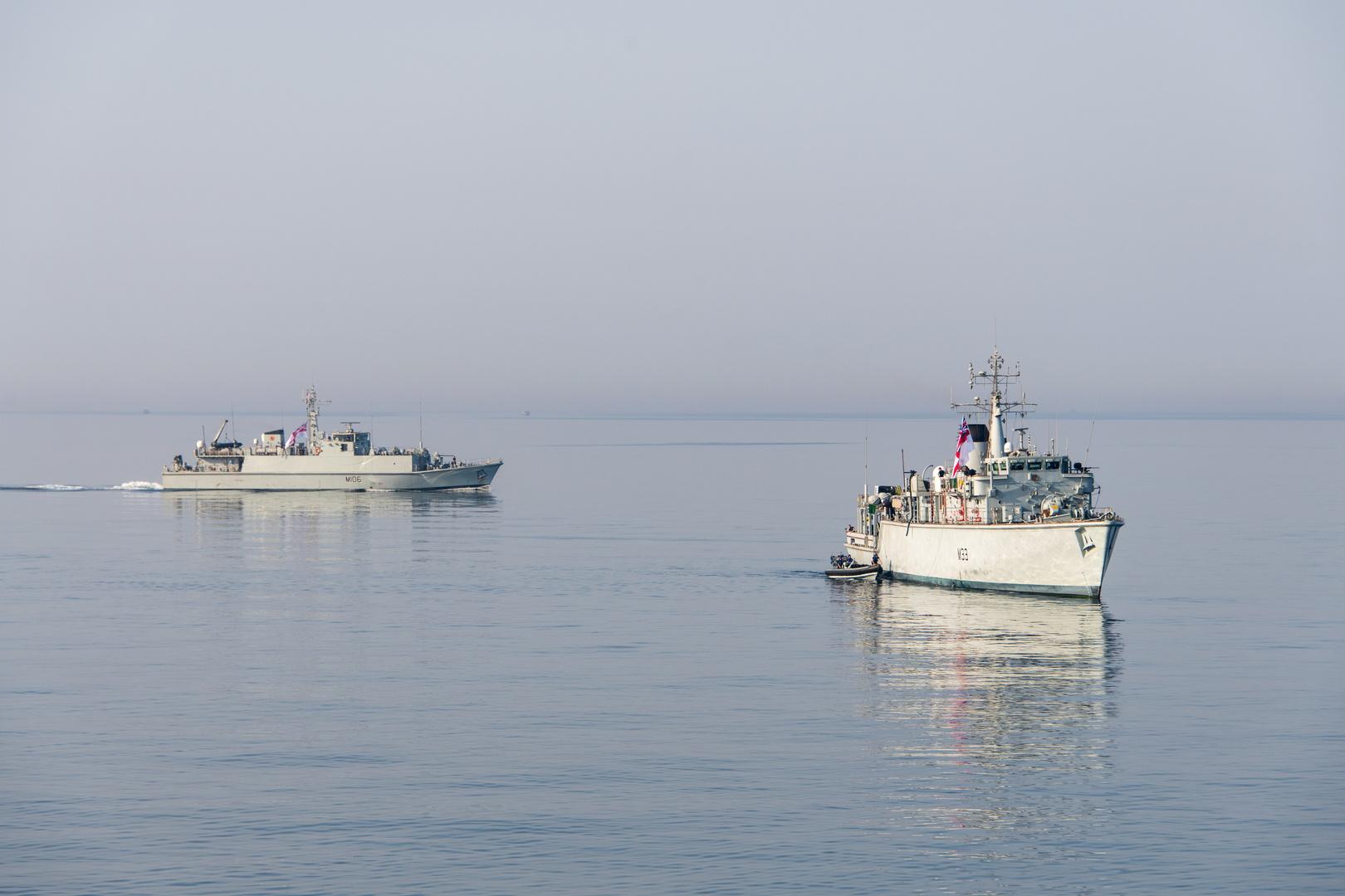 بوادر مواجهة فرنسية بريطانية بسبب خلاف على الصيد..لندن ترسل سفينتين حربيتين إلى ميناء جيرسي