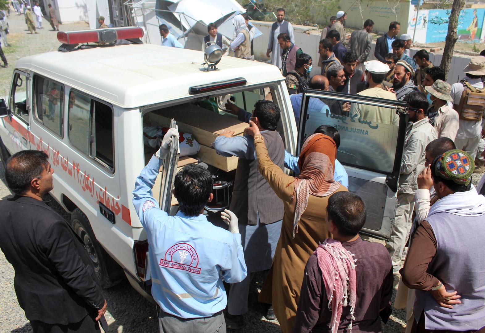 اغتيال مذيع في قناة تلفزيونية أفغانية