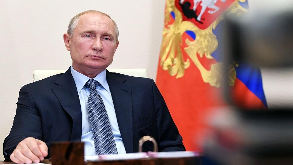 بوتين: مستعدون لتأييد رفع حماية الملكية الفكرية للقاحات كورونا