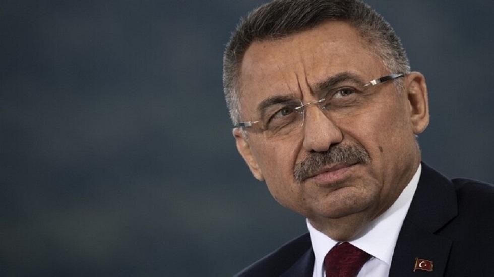 نائب أردوغان: علاقاتنا مع مصر قد تكون متوترة لكن التعاون في مصلحة البلدين