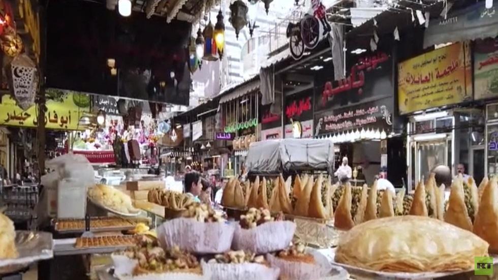 ارتفاع ملحوظ لأسعار الحلويات في سوريا