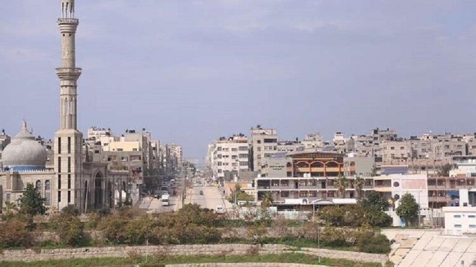 قطاع غزة بفلسطين - أرشيف