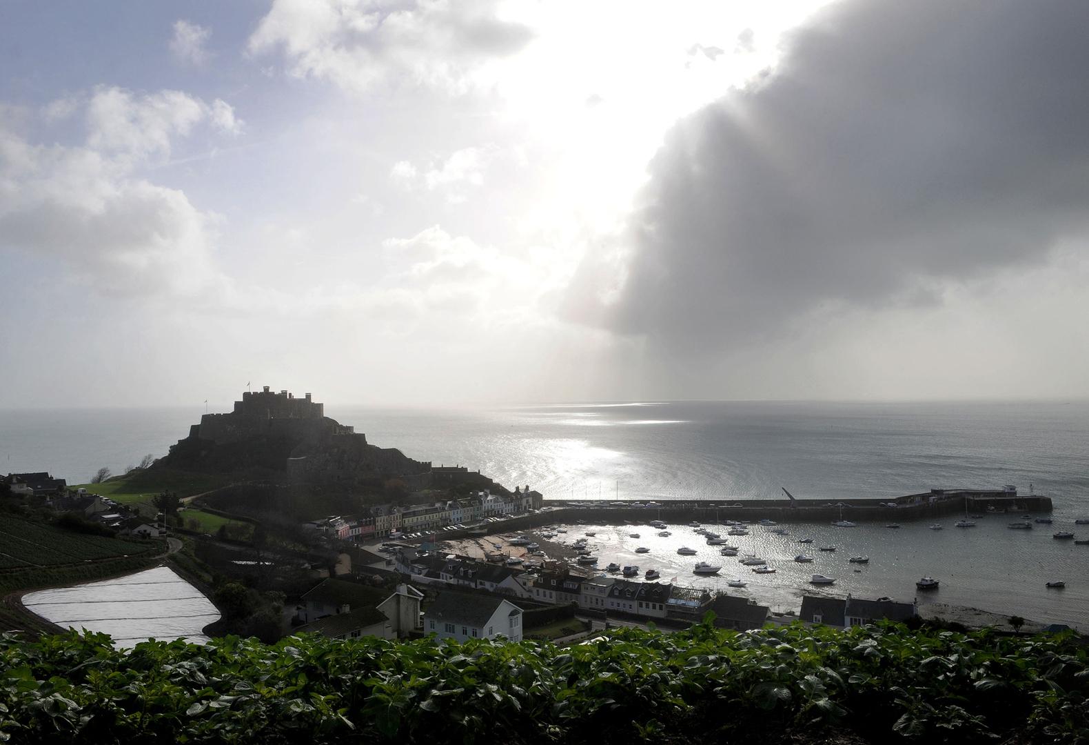 جزيرة جيرسي