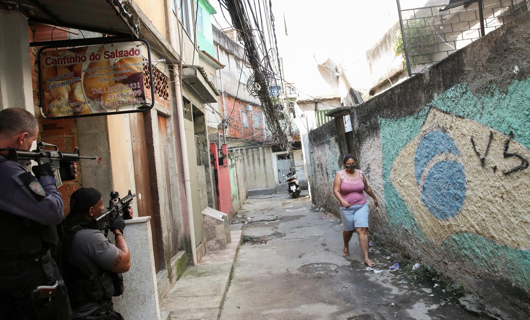 الأمم المتحدة تطالب بتحقيق مستقل بعد عملية شرطية دموية في البرازيل