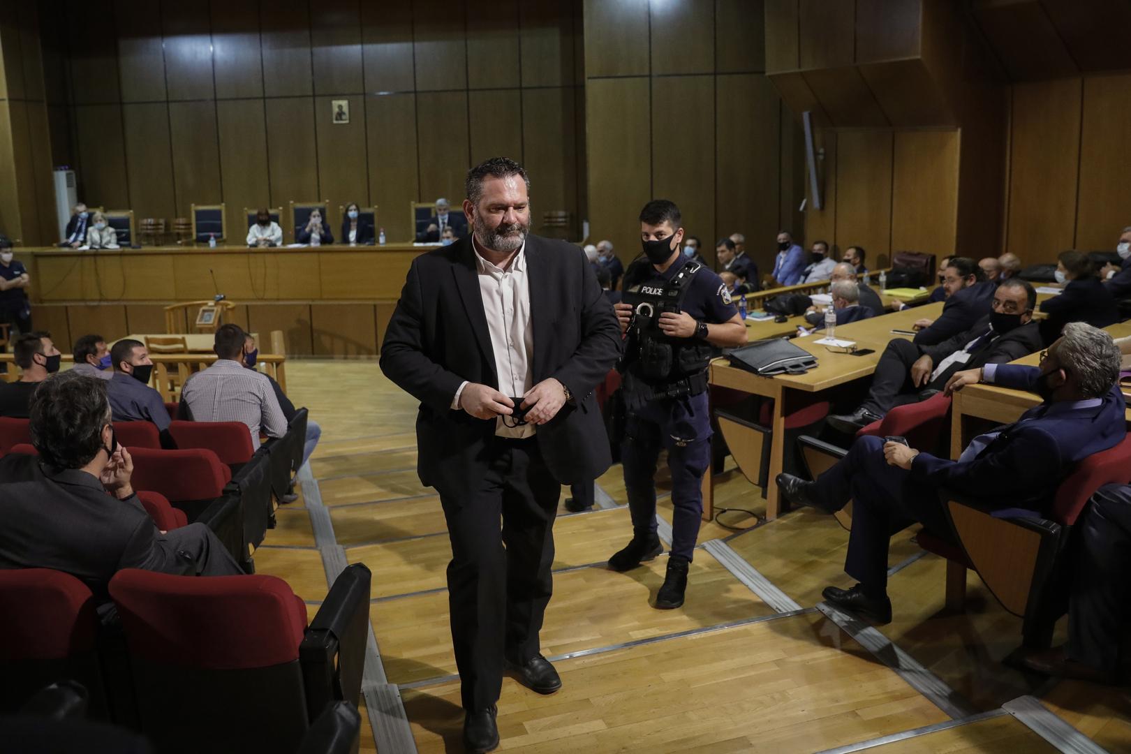 محكمة بلجيكية توافق على ترحيل نائب يوناني يميني متطرف