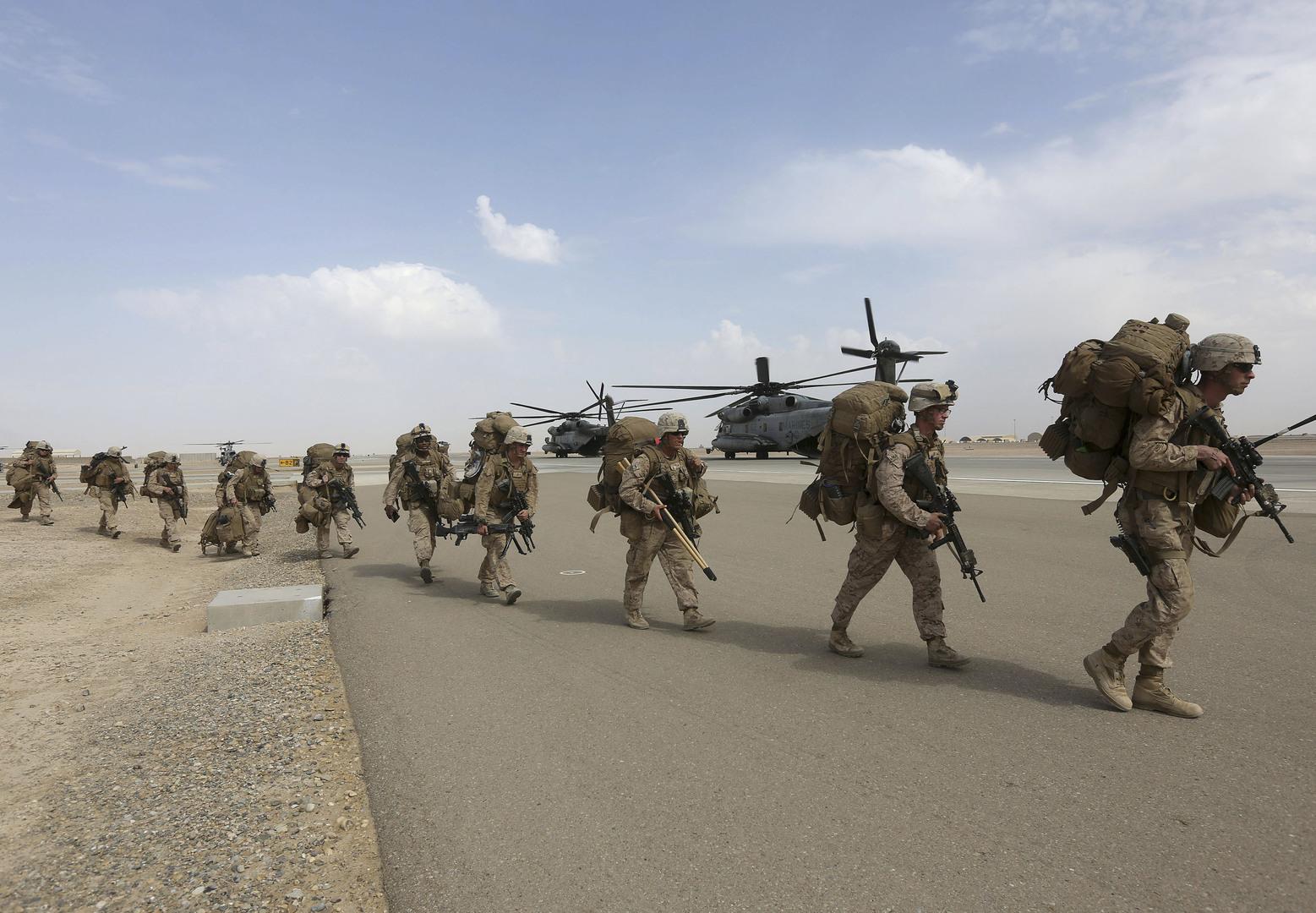 صحيفة: الحلفاء الأوروبيون يطالبون واشنطن بإبطاء الانسحاب من أفغانستان