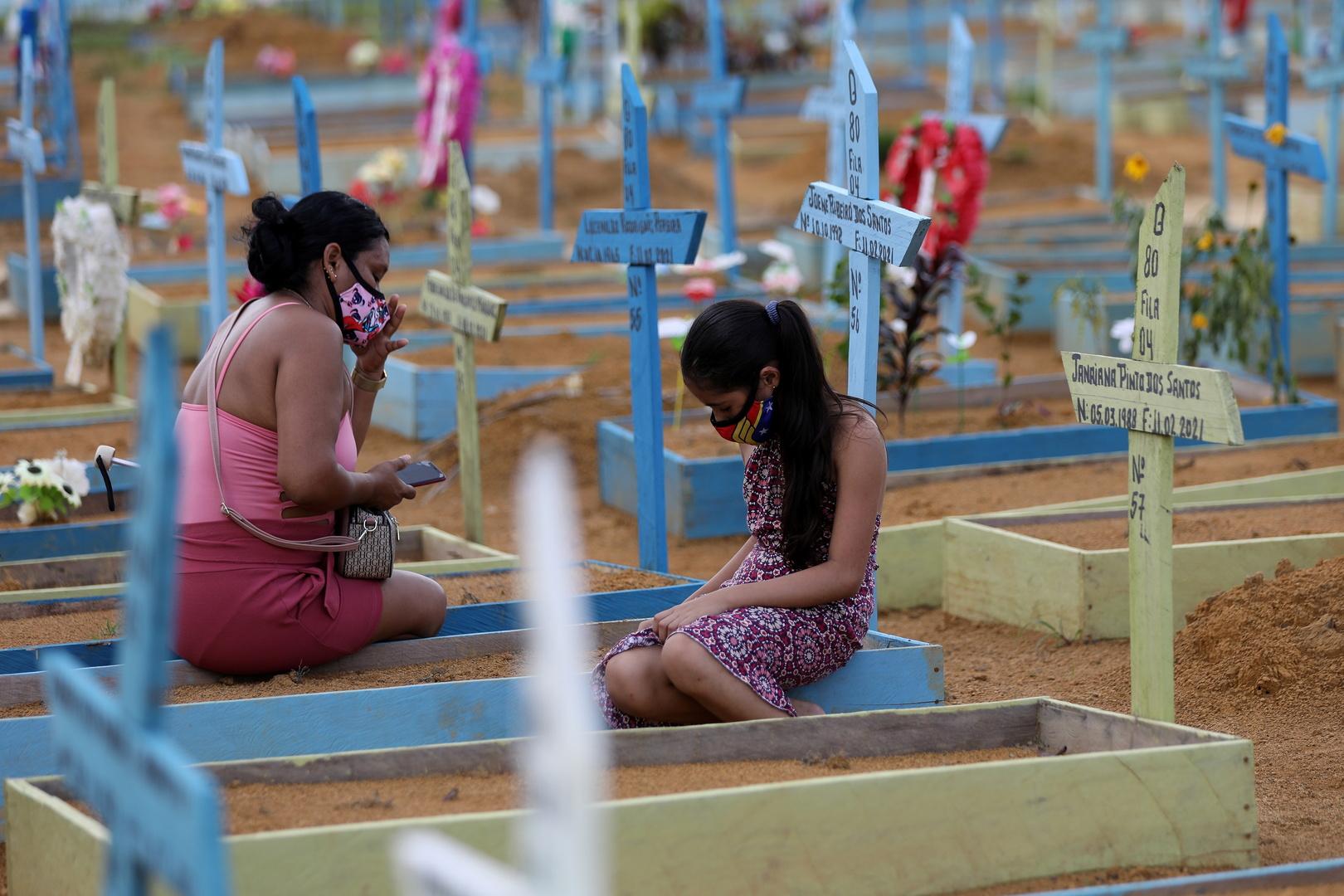 البرازيل تسجل 78886 إصابة جديدة بكورونا و2165 وفاة
