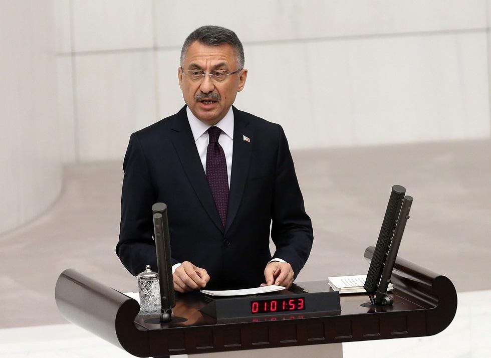 نائب أردوغان يدين بشدة الاعتداءات الإسرائيلية بالقدس