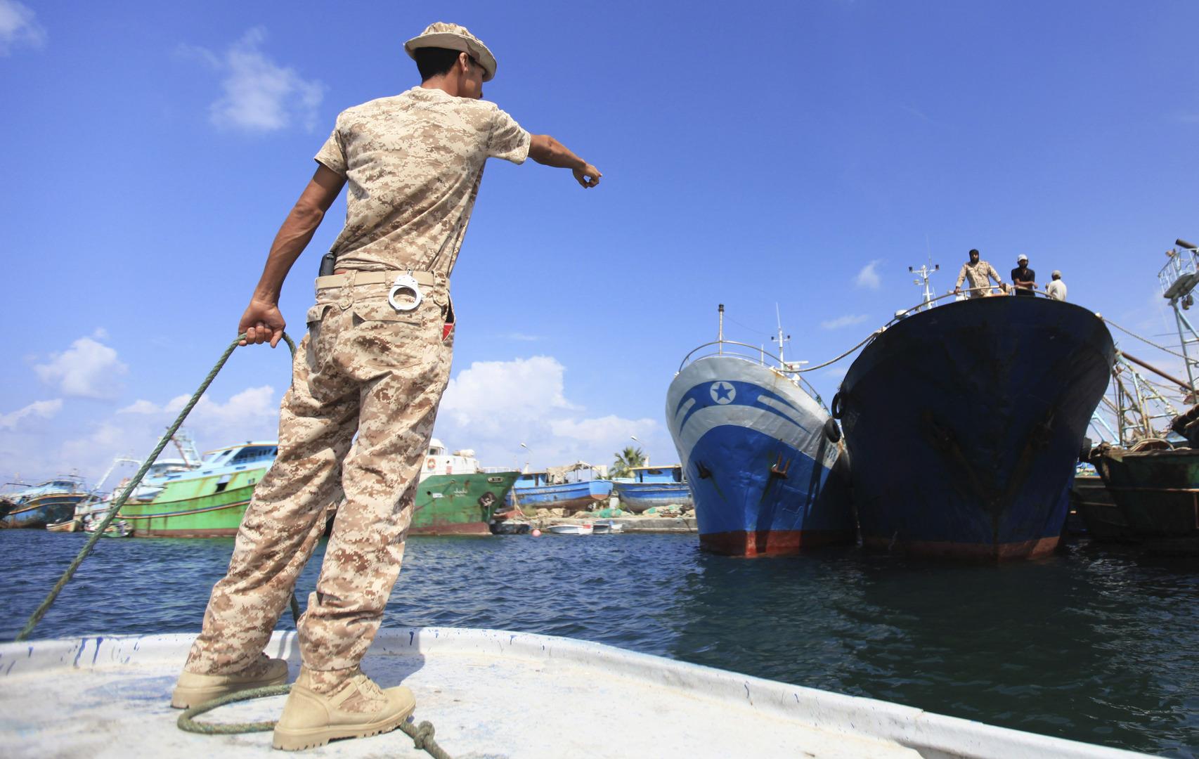 إيطاليا: قواتنا البحرية تدخلت في الوقت المناسب بمواجهة خفر السواحل الليبي