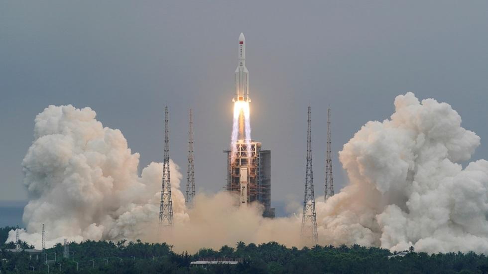 توقعات جديدة بشأن مكان وزمان سقوط الصاروخ الصيني