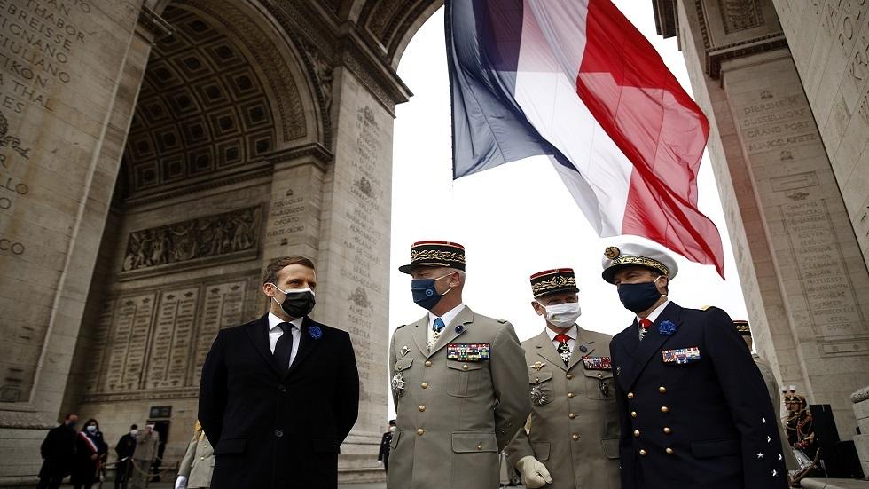 عسكريون فرنسيون بصدد نشر مقال ثان ينتقدون فيه