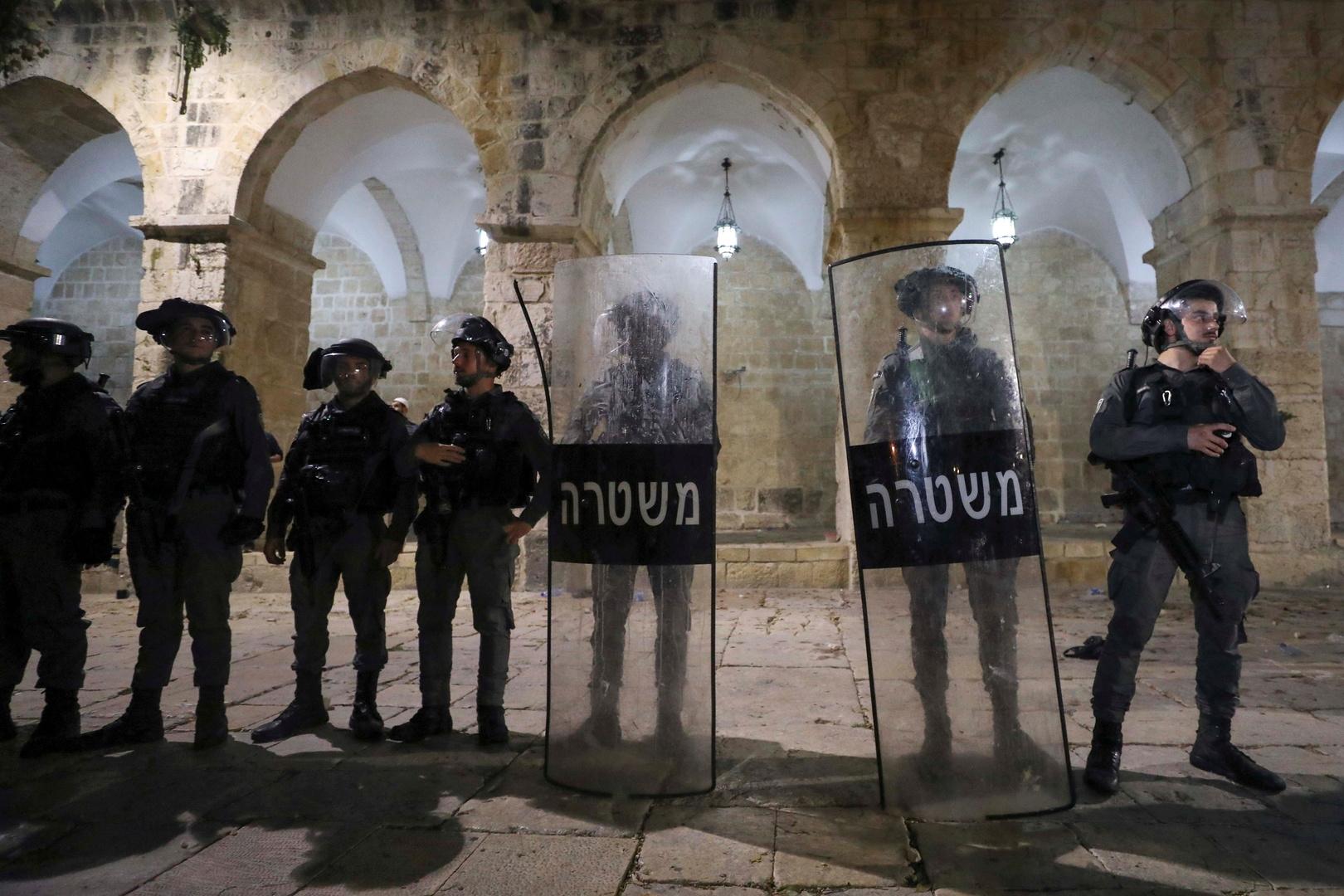 روسيا: ندين الاعتداءات على المدنيين في القدس وندعو جميع الأطراف لتفادي التصعيد