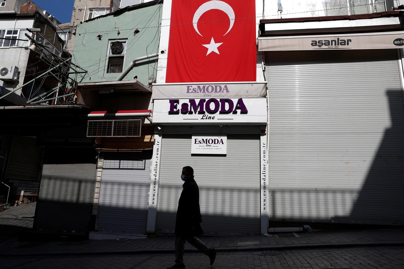 أردوغان يحدد موعد إعلان الجدول الزمني الجديد لتخفيف تدابير فيروس كورونا