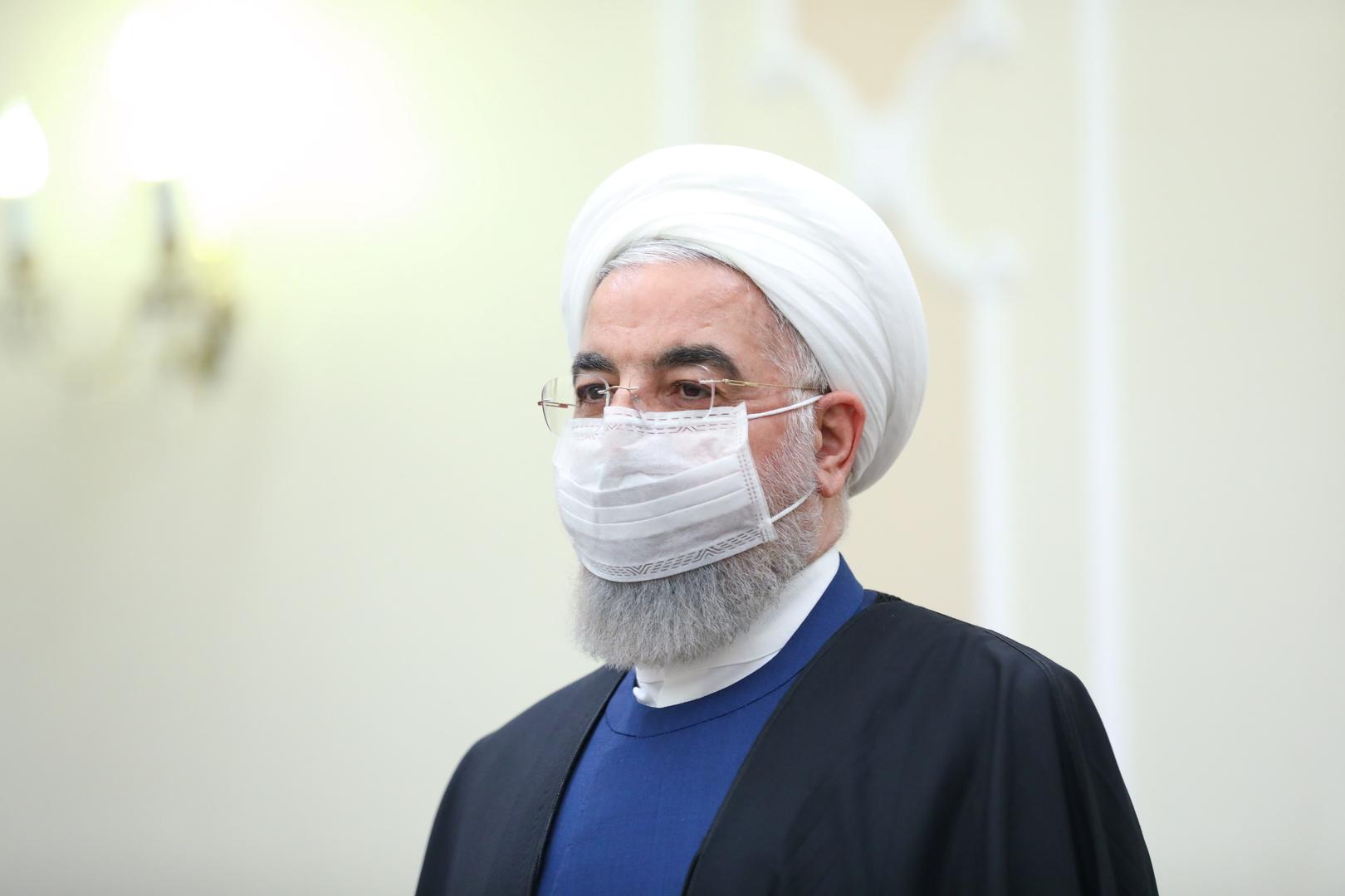 روحاني: تم الاتفاق على رفع كافة العقوبات تقريبا عن طهران