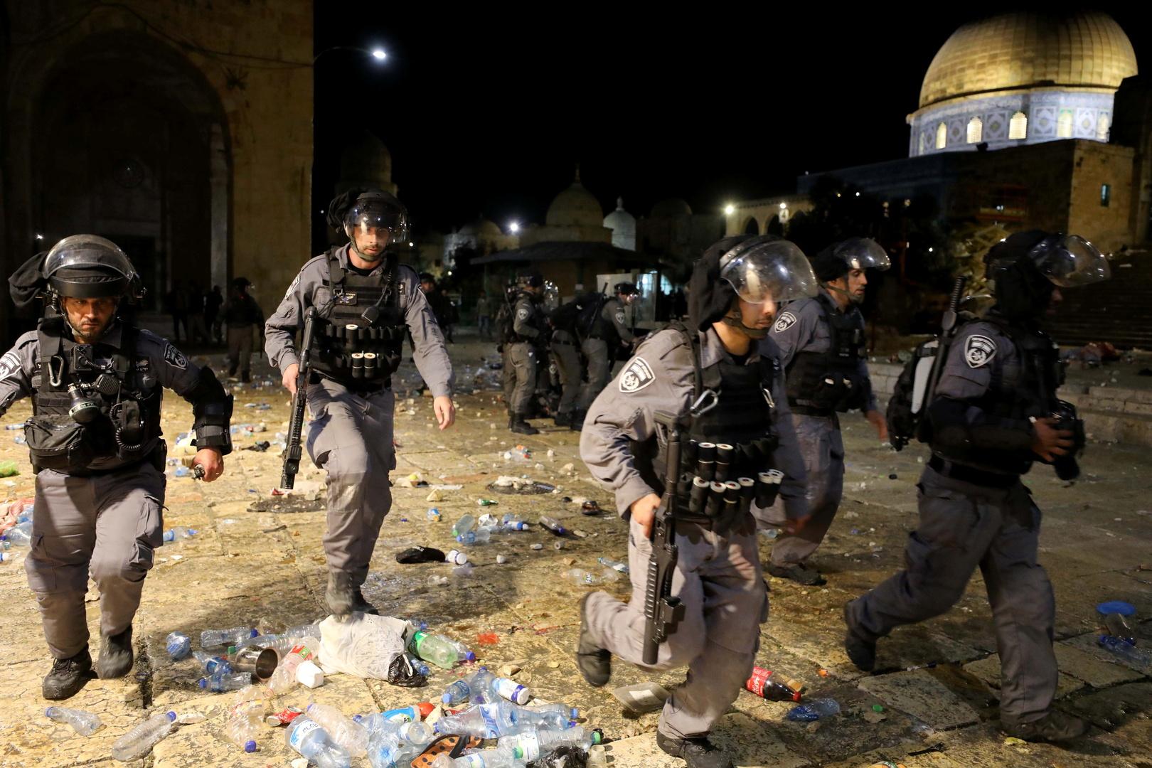 فلسطين والأردن: على المجتمع الدولي اتخاذ خطوات فورية وفاعلة لوقف الممارسات الإسرائيلية
