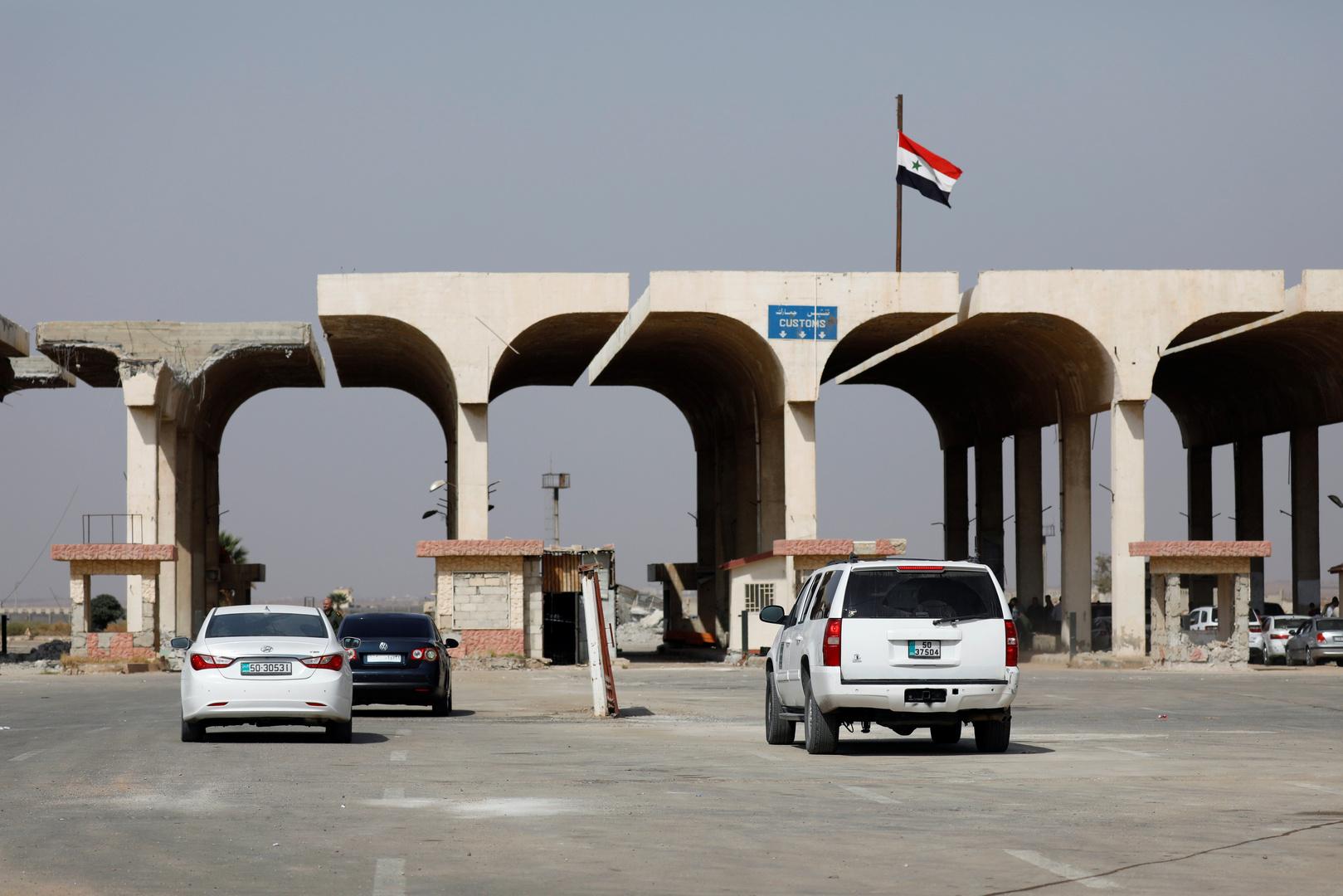 غرفة تجارة الأردن: الاستيراد من سوريا لن يؤثر على المنتج المحلي