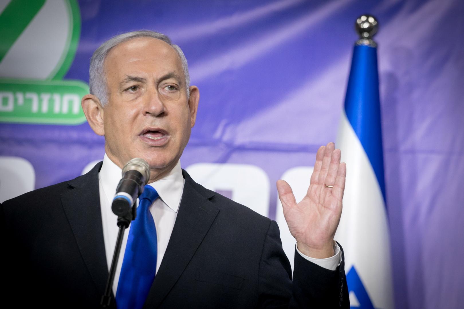نتنياهو عن التطورات في القدس: سنواصل البناء رغم الضغوط المتزايدة