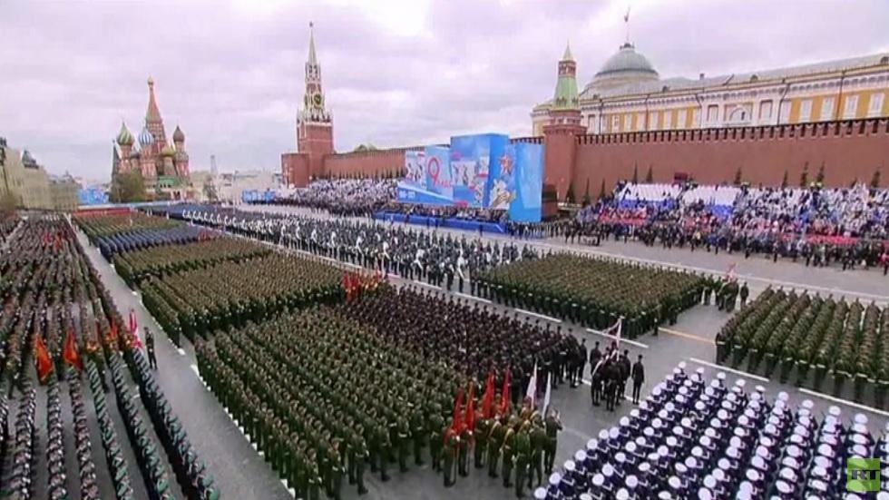 روسيا تحتفل بعيد النصر على النازية