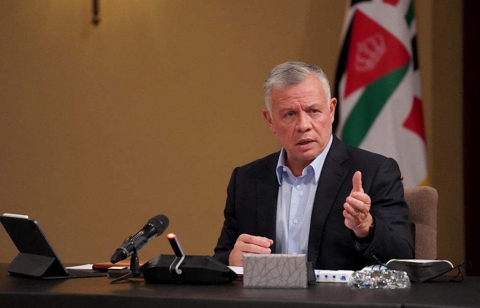 عبد الله الثاني يدين الانتهاكات والممارسات الإسرائيلية التصعيدية في الأقصى