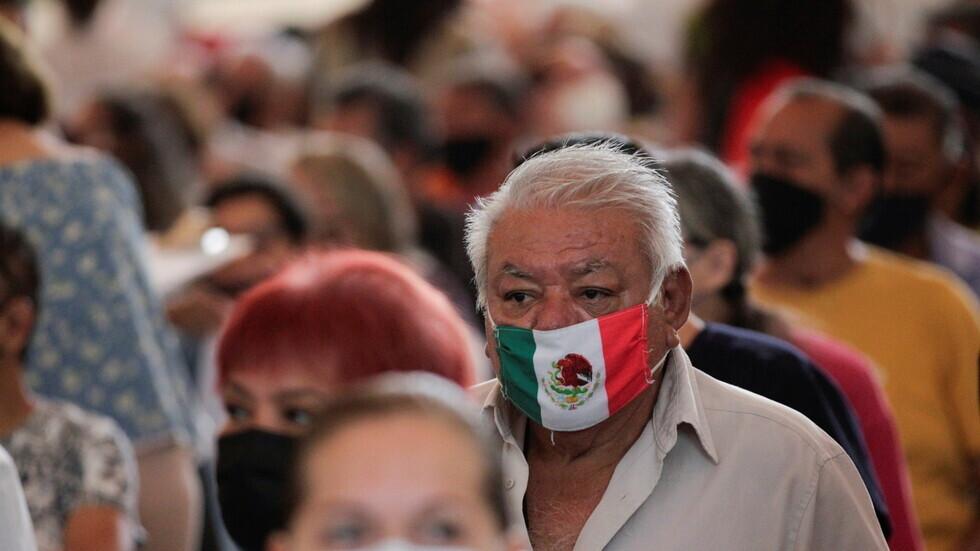 المكسيك.. 1175 إصابة و57 وفاة جديدة بكورونا