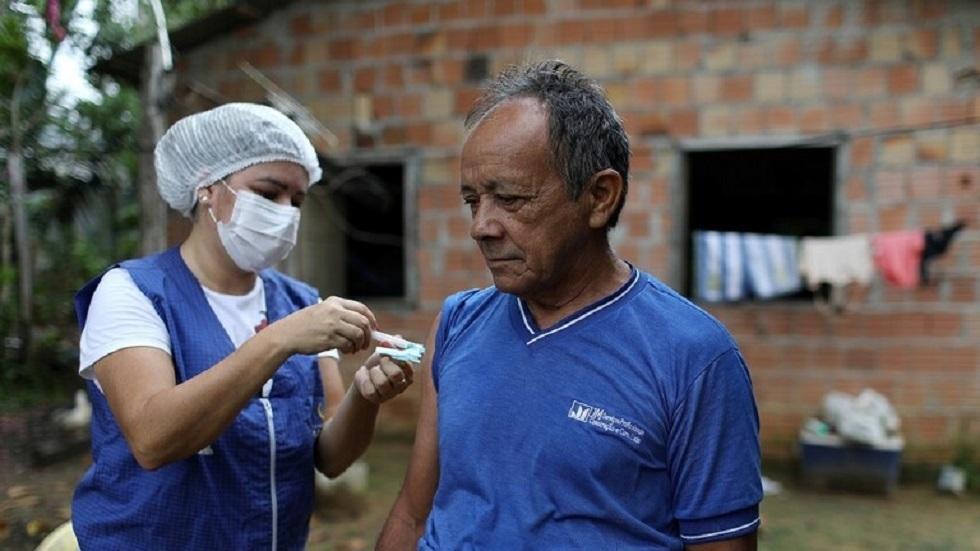 البرازيل تسجل 38911 إصابة جديدة و1024 وفاة بكورونا